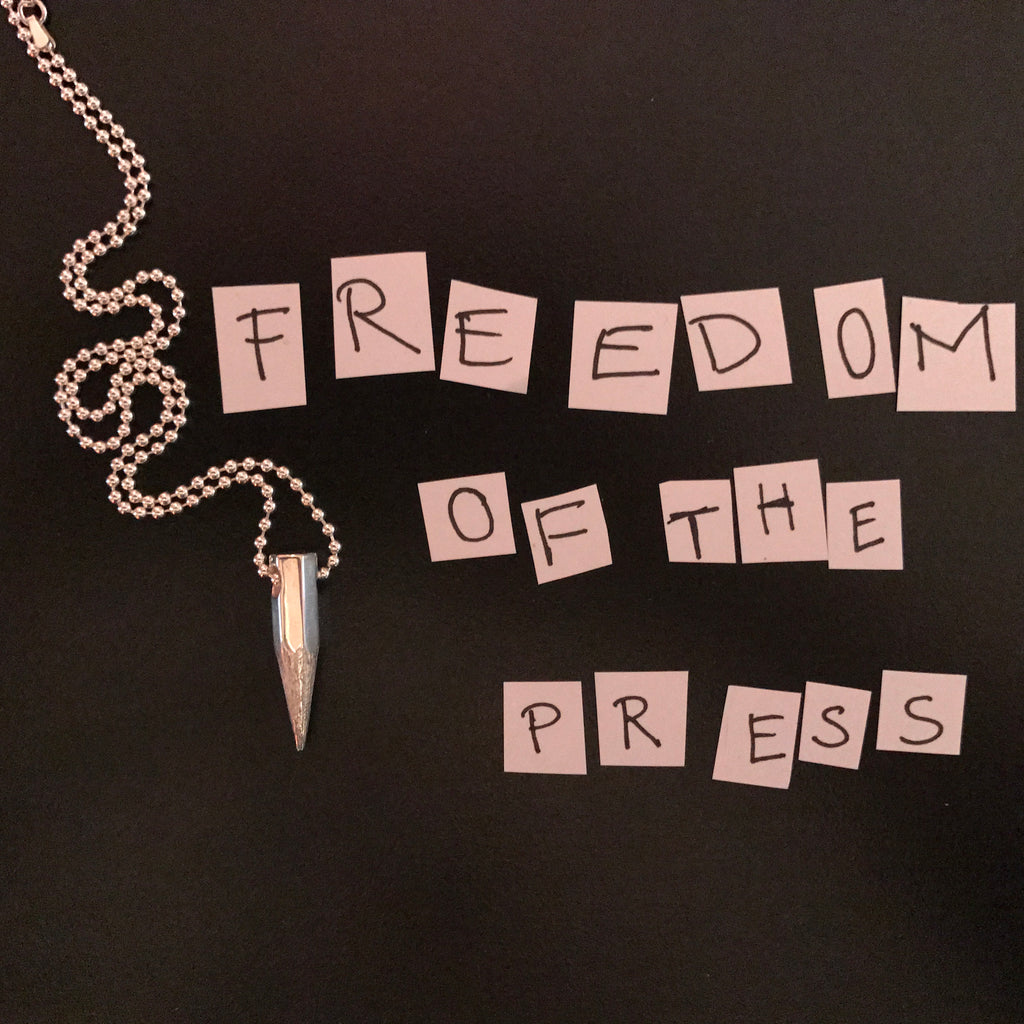 We need a free press!
