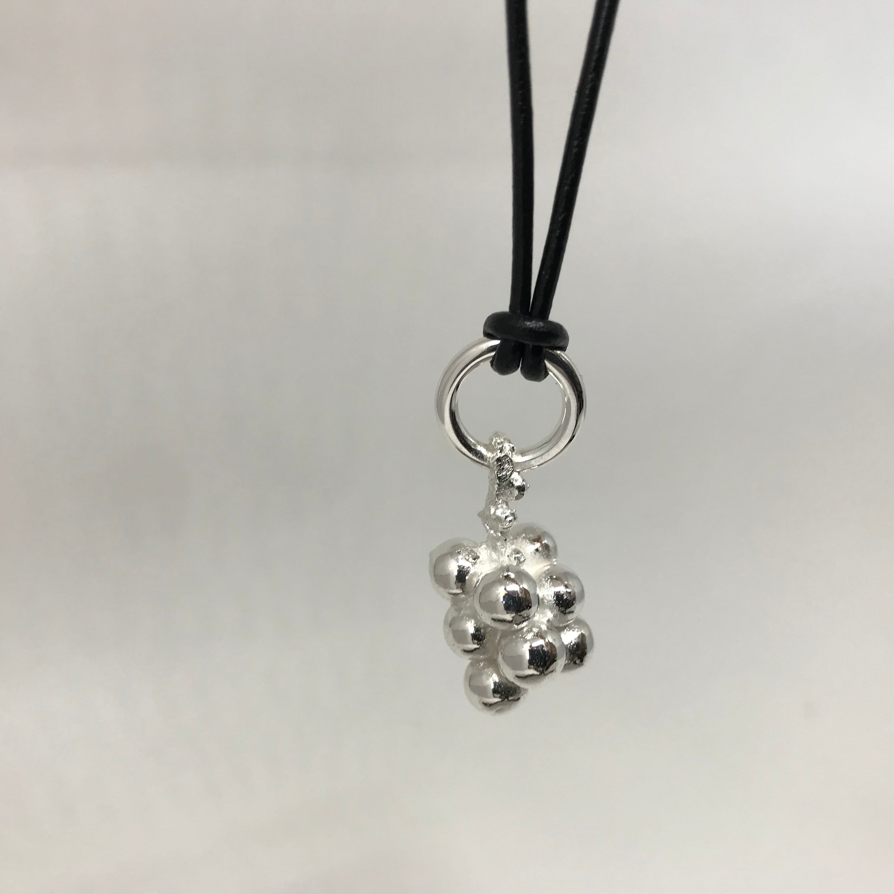 Unique Baby Black Pepper Pendant. Funky Fruits Collection