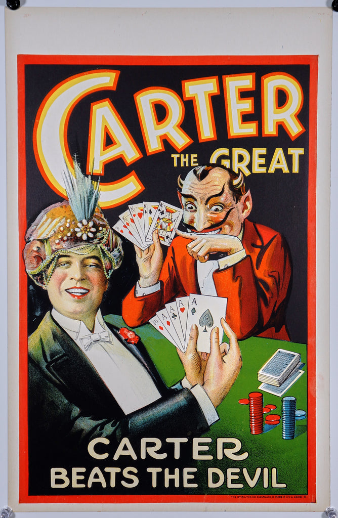 Carter Beats the Devil (1926)