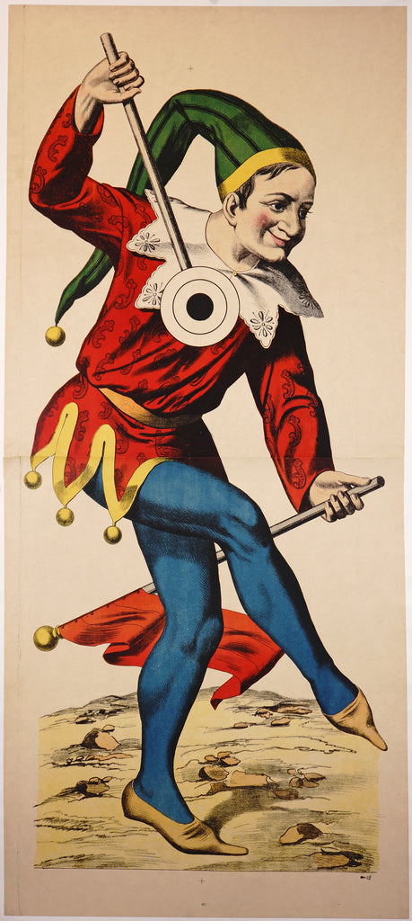 Wissembourg- Joker (1880s) - Authentic Vintage Posters