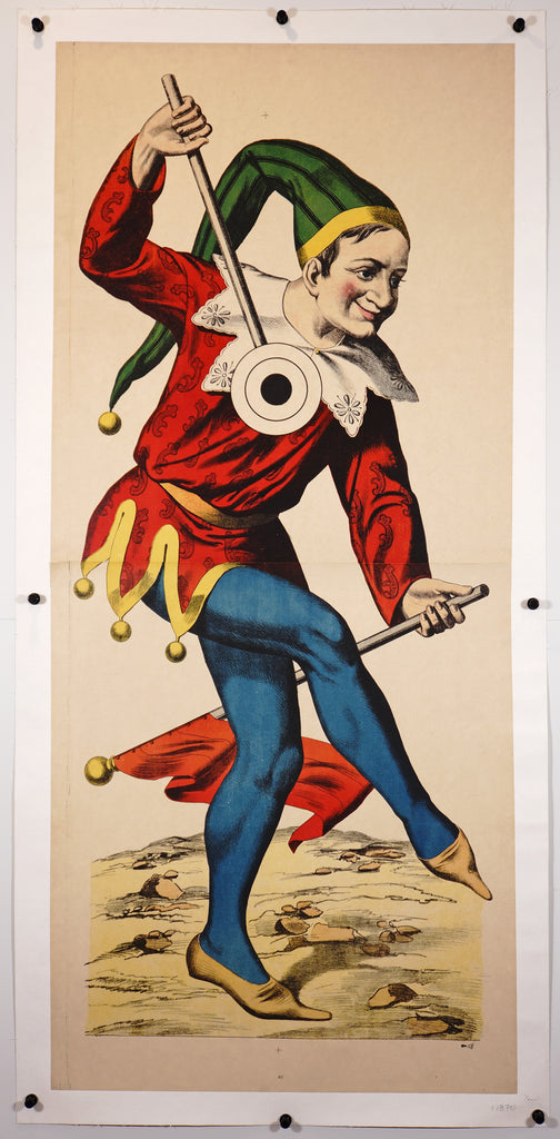 Wissembourg- Joker (1880s) - Original and Authentic Vintage Poster