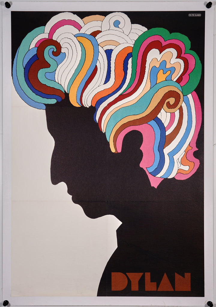 Dylan by Glaser (1967)