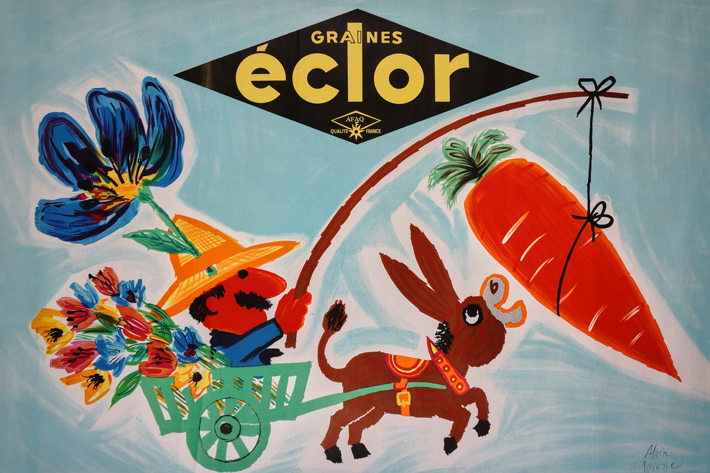 Eclor Graines (1958)