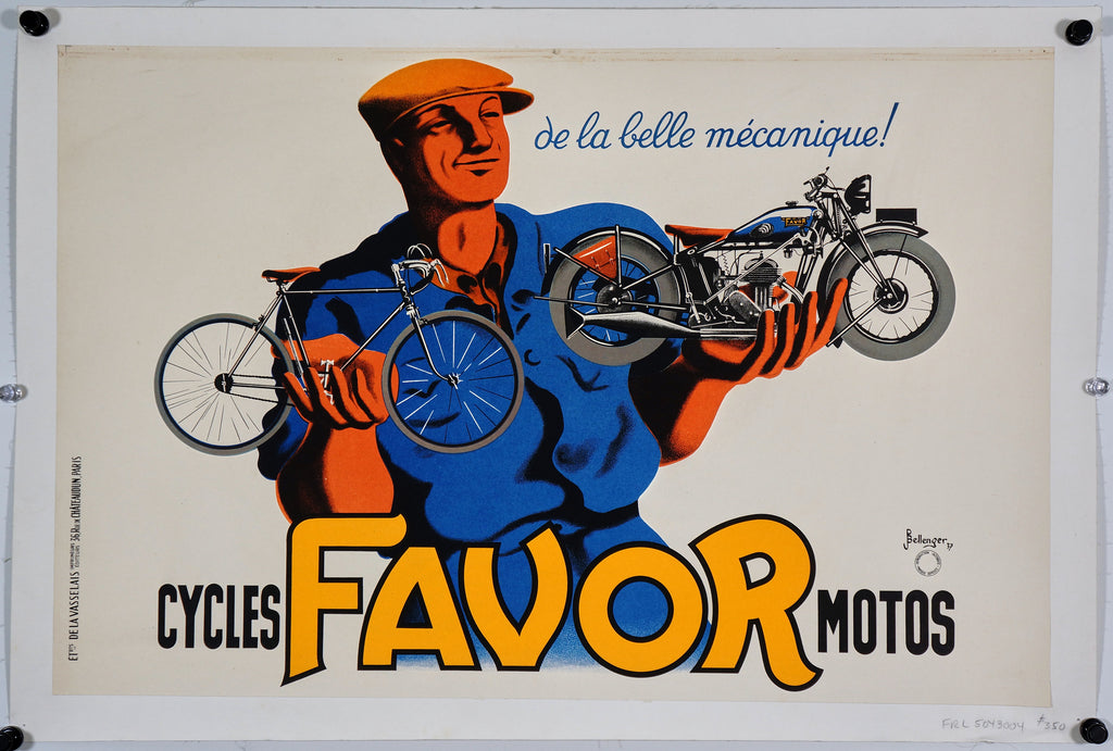 Cycles Favor Motos (1937)