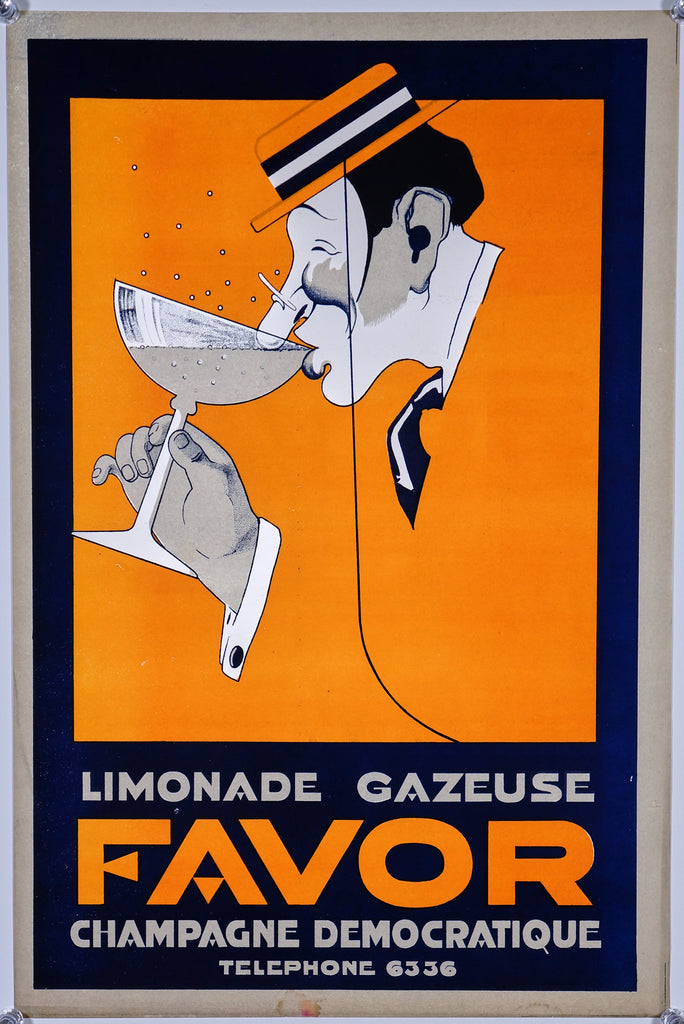 Favor Limonade Gazeuse (1920s)