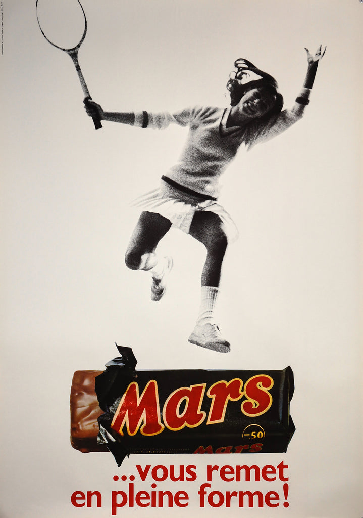 Mars Bar (c1967) - Original and Authentic Vintage Poster