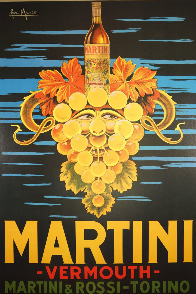 Martini Vermouth (1960s)