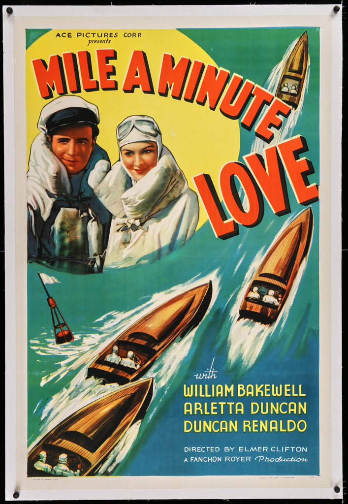 Mile a Minute Love (1937)