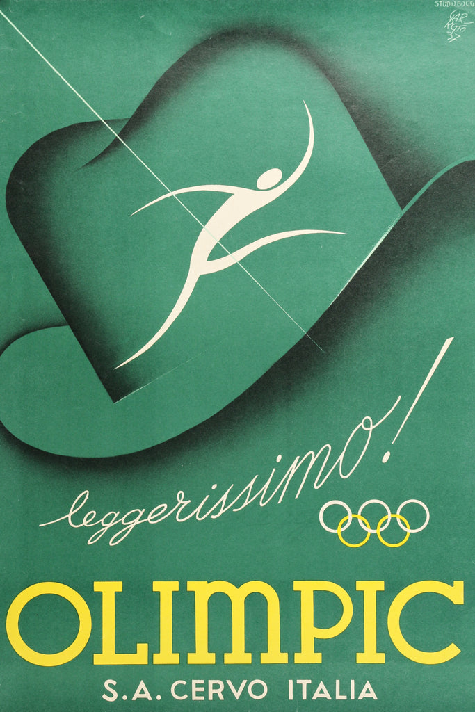 Olimpic (1937) - Authentic Vintage Posters