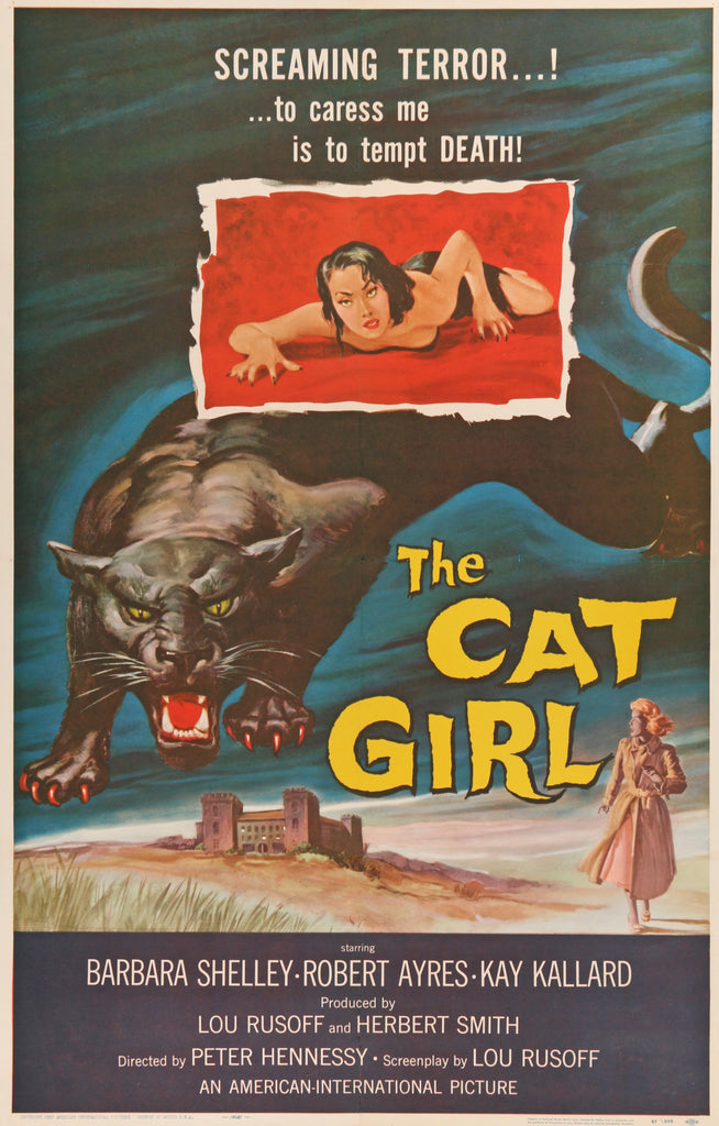 The Cat Girl (1957)