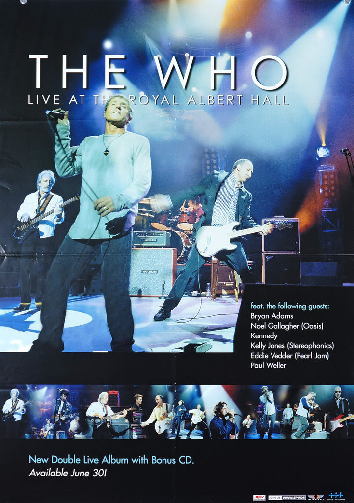 The Who- Live at Royal Albert Hall (2003)