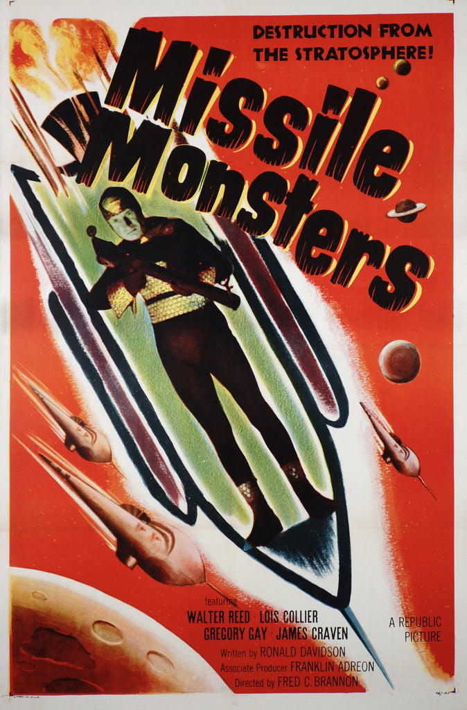 Missile Monsters (1958)