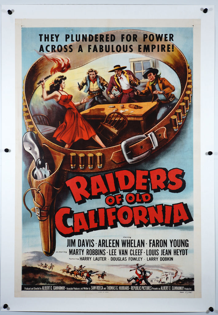 Raiders of Old California (1957)