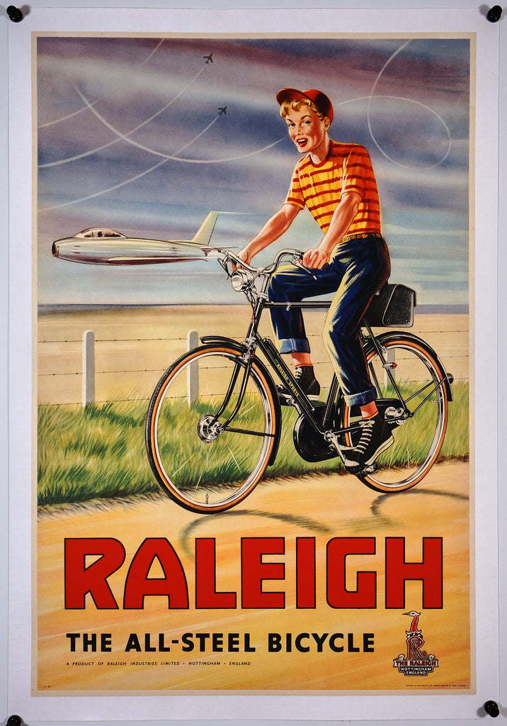 Raleigh the All-Steel Bicycle (1950s)