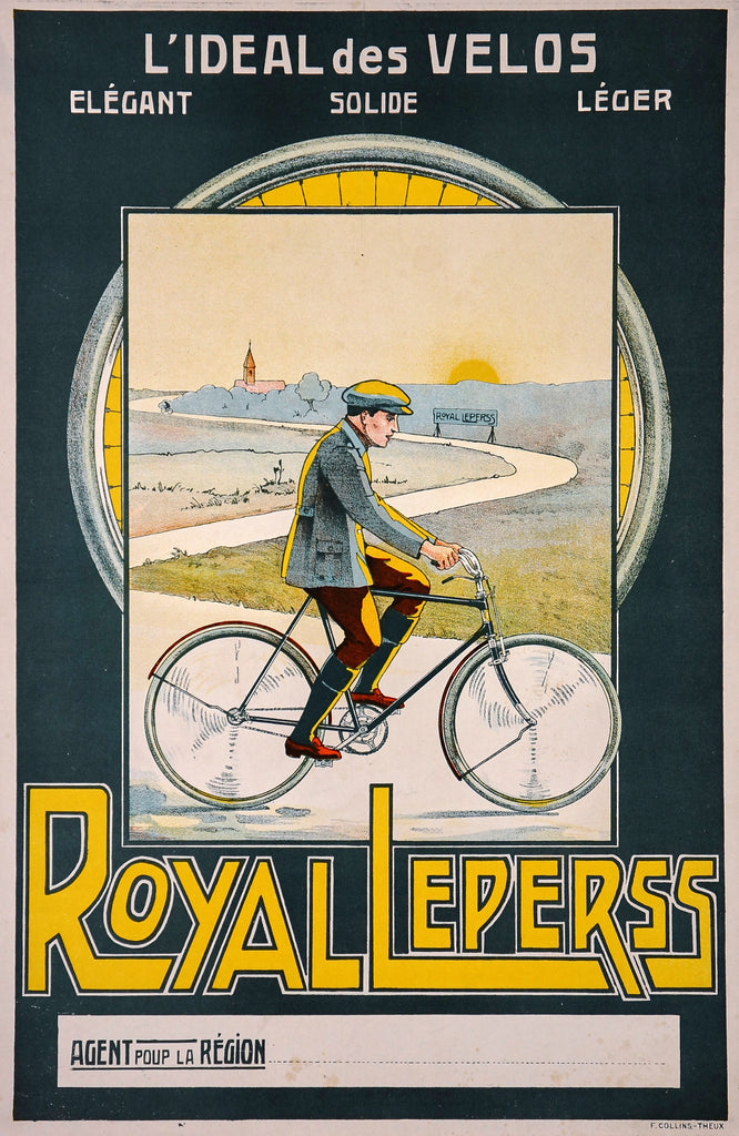 Royal Leperss L'Ideal des Velos (c1925)