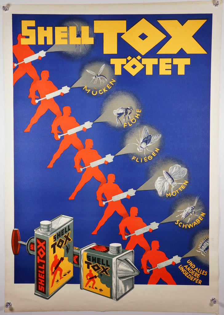 Shell Tox Totet (1928)