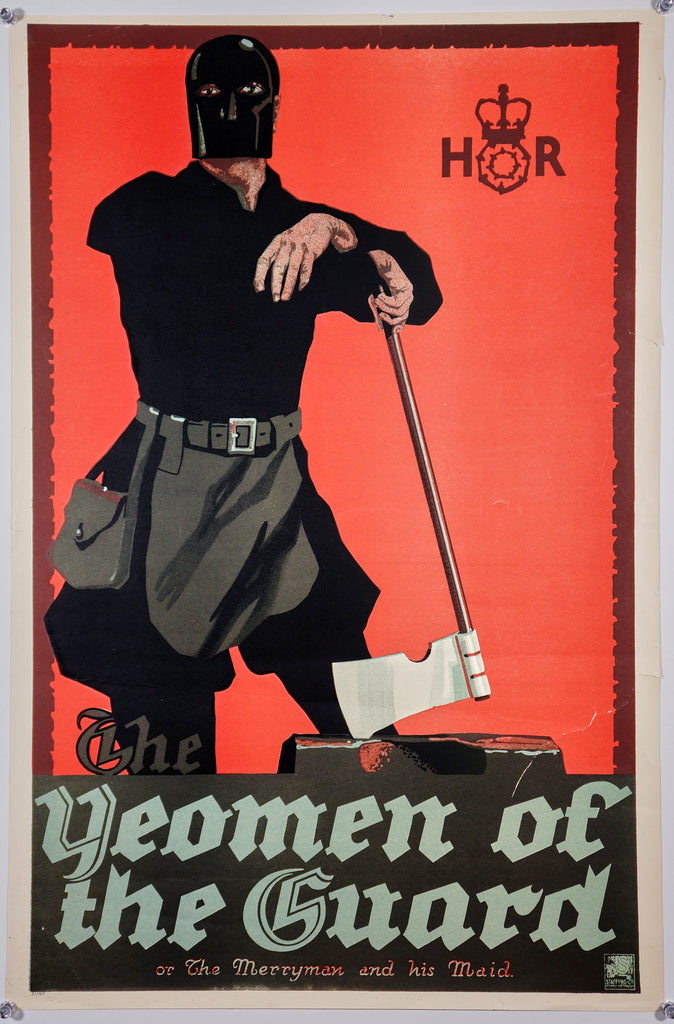 Yeoman of the Guard (1910s) - Original and Authentic Vintage Poster