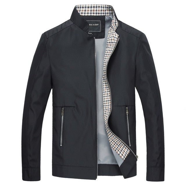 Business-Man Spring Jacket