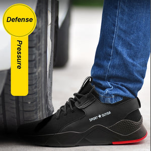 ROCCO BREATHABLE PUNCTURE PROOF SAFETY SHOES