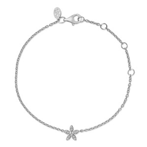 Forget-Me-Not diamant armbånd
