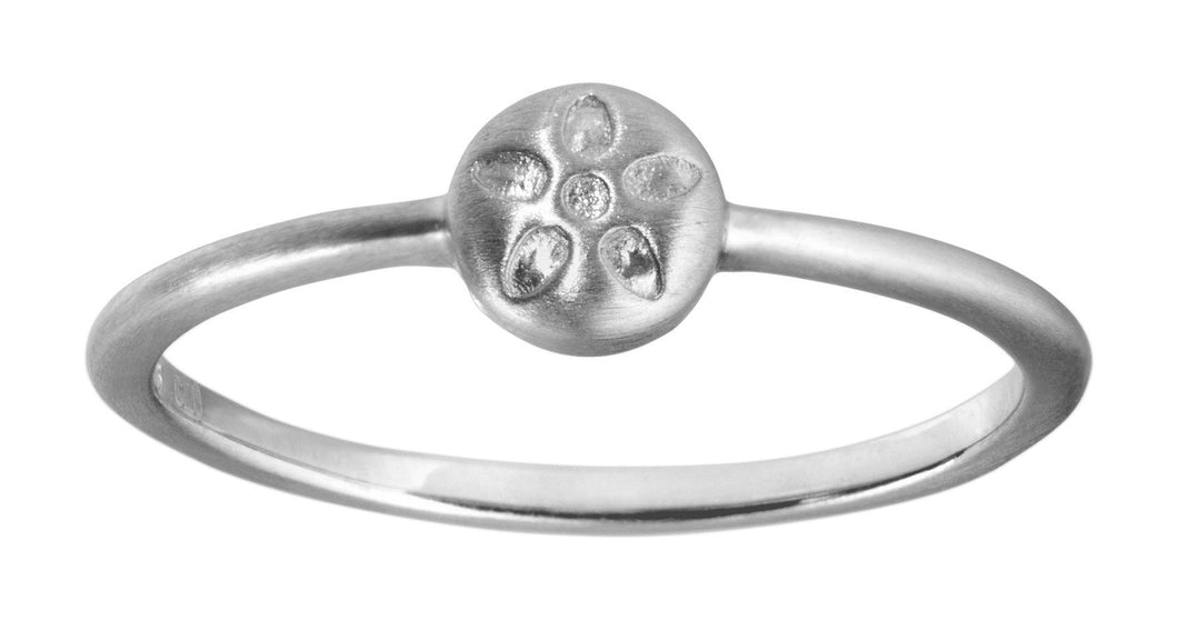 Signature ring - sølv