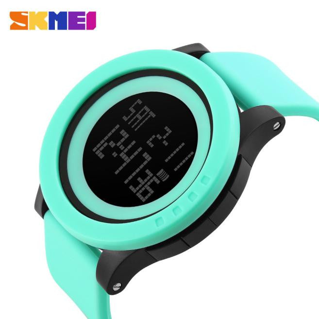 Rubber Band Digital Sport Watch - Designer Womens Leggings. Athletic Yoga Pants - TopRank Shop
