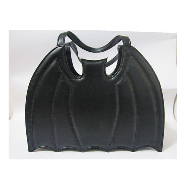 Gothic Bat Shape Handbag