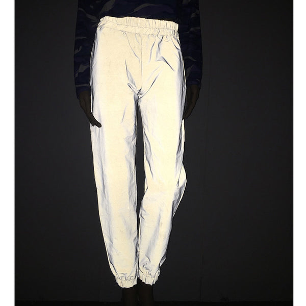 Reflective Sports Casual Pants