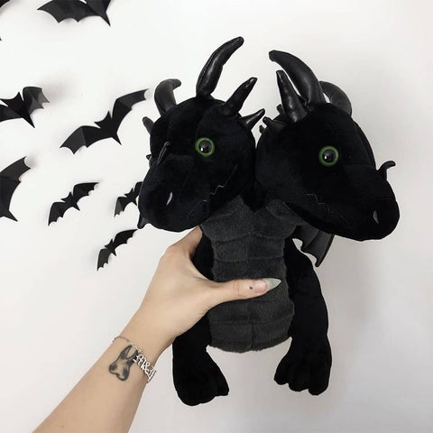 Black Hydra Doll