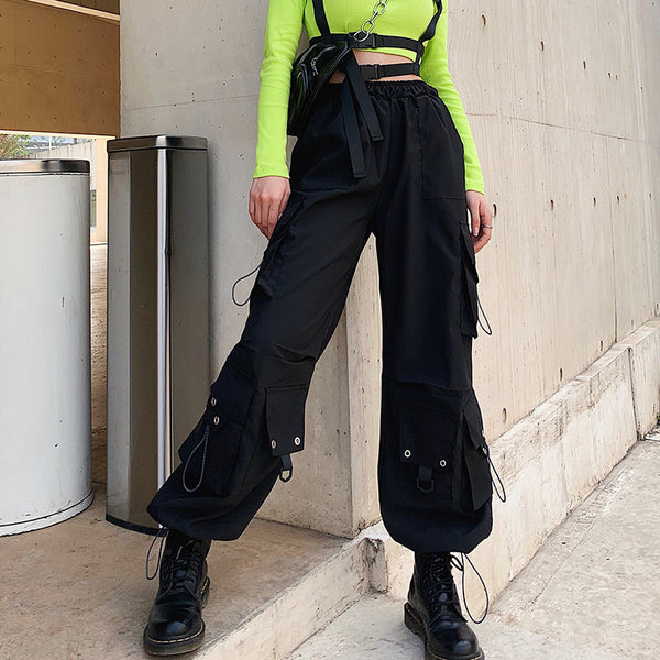 Casual Functional Street Pants