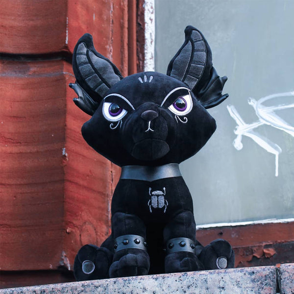 Black Anubis Doll