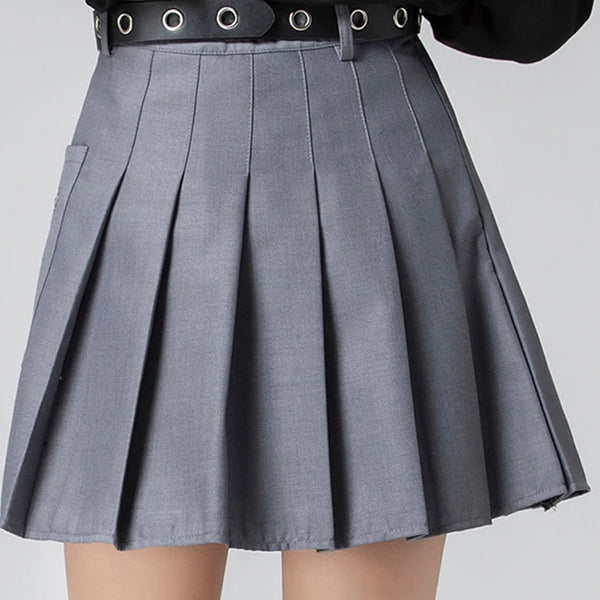 JK College Wind Short Skirts