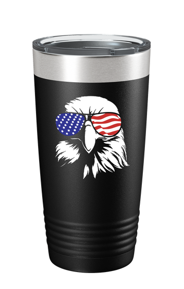 Eagle Color Printed Tumbler - Patriot Wear