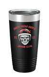 Death From Above Color Printed Tumbler - Patriot Wear