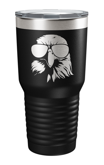 Eagle Laser Etched Tumbler - Patriot Wear
