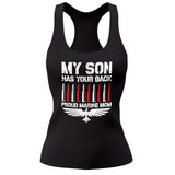 Proud Marine Mom Apparel - Patriot Wear