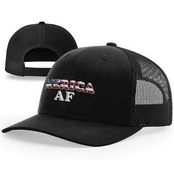 Merica AF Hat - Patriot Wear