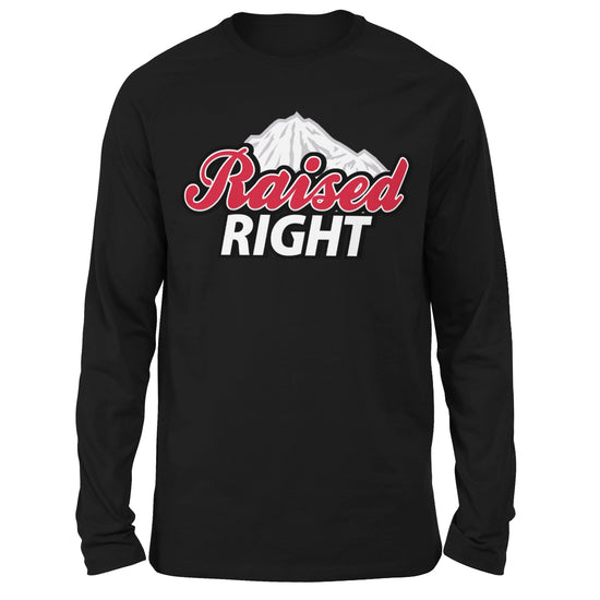 Raised Right - Patriot Wear