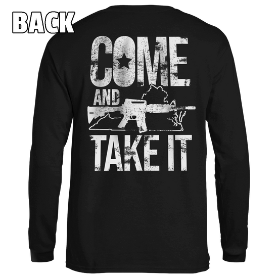 Come And Take It - Patriot Wear