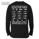 How Many Guns You Own - Patriot Wear