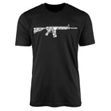 AR-15 Heart - Patriot Wear