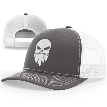 Bearded Punisher Hat - Patriot Wear