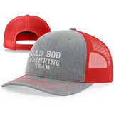 Dad Bod Drinking Team Hat - Patriot Wear