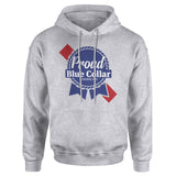 Proud Blue Collar American - Patriot Wear