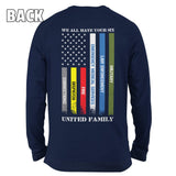 We All Have Your Six - Patriot Wear
