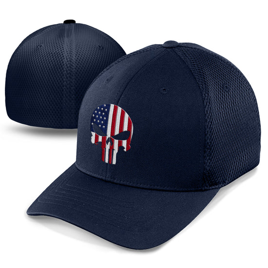 Punisher Flag Hat - Patriot Wear