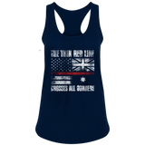 The Thin Red Line - Patriot Wear