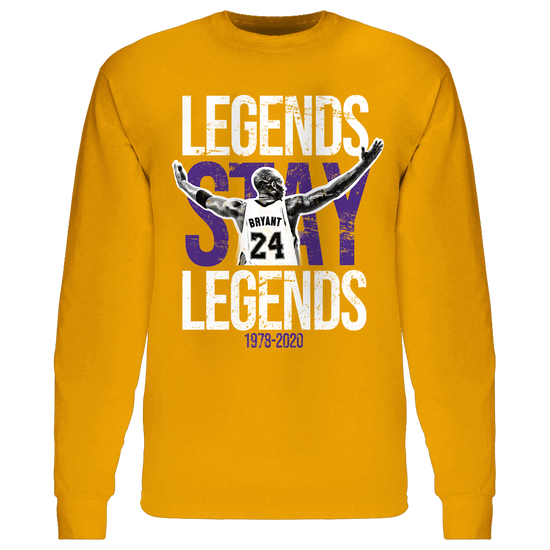Legends Stay Legends - Patriot Wear