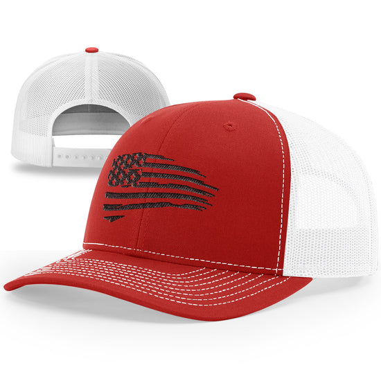 Black Flag Hat - Patriot Wear