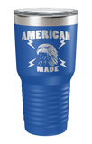 American Made Laser Etched Tumbler